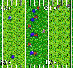 Quarter Back Scramble (Japan)