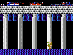thumbnail for 'Zelda II - The Adventure of Link (USA) [Hack by Imperial v1999] (Enhanced Editon)'